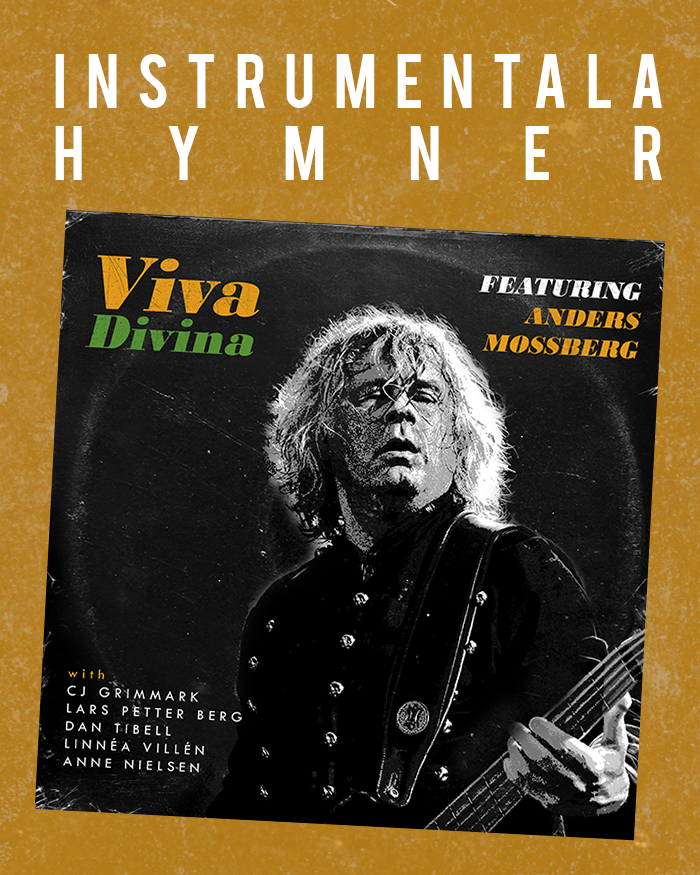 Viva - featuring Anders Mossberg - Divina