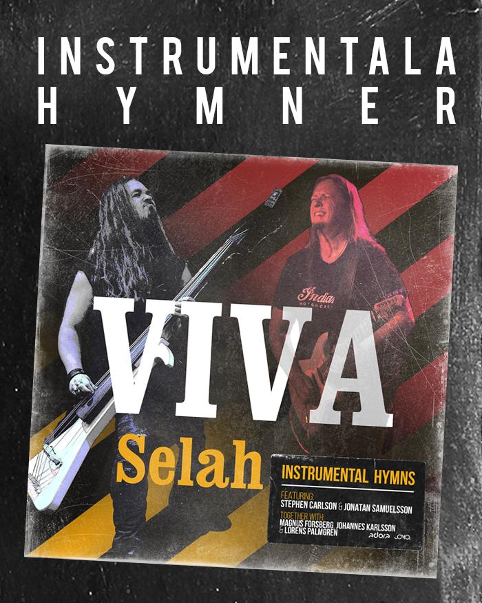 Viva - featuring Stephen Carlson & Jonatan Samuelsson - Selah